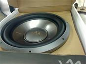 VM AUDIO Speakers/Subwoofer EXW15
